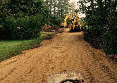 arbejde med jord