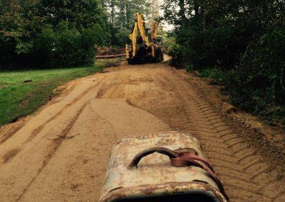 grave jord